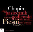 Chopin -  Pieśni, Op. 74 CD