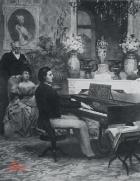 """Teczka N """"Chopin przy fortepianie"""""""