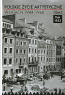 Polskie życie artystyczne w latach 1944-
