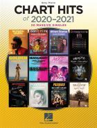 Chart Hits of 2020-2021 - Easy Piano