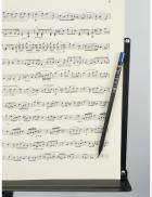 Ołówek magnetyczny niebieski