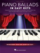 In Easy Keys: Piano Ballads