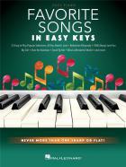 In Easy Keys: Favorite Songs