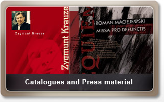Catalogues, brochures, leaflets, logo, press releases