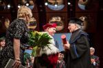 Doktorat honoris causa dla prof. Zygmunta Krauzego
